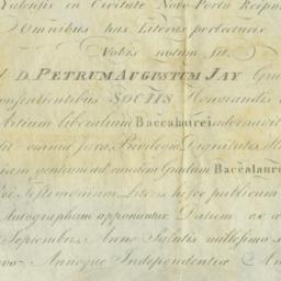 Document, 1798 April 12