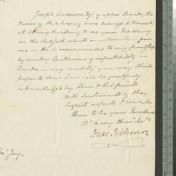 Document, 1798 May 04