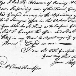 Document, 1785 June 11