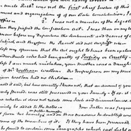Document, 1823 November 01