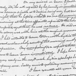 Document, 1812 May 15