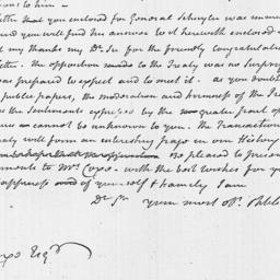 Document, 1796 April 04