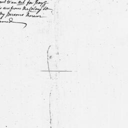 Document, 1717 n.d.