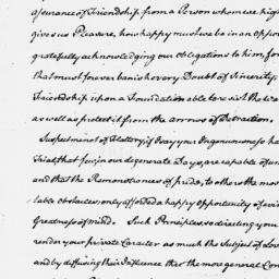 Document, 1765 October 31