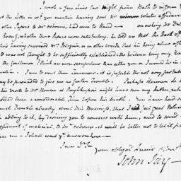 Document, 1784 January 01